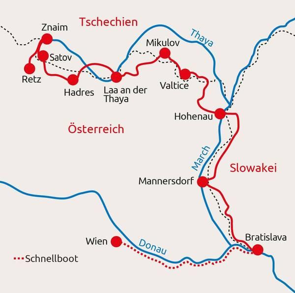 Eisener-Vorhang-Grenzlandtour